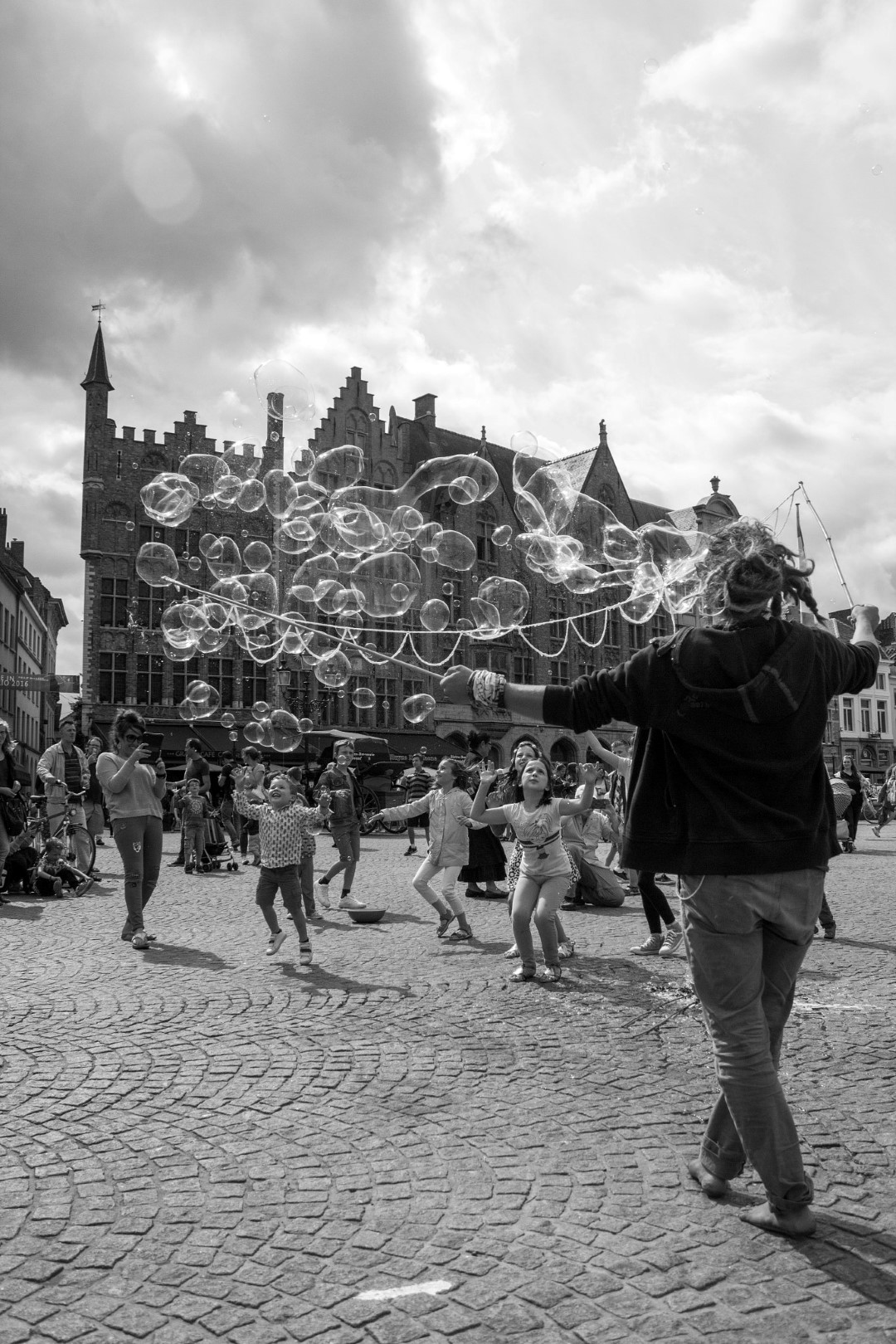Brugge street photography